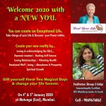 Welcome 2020 with a New You
